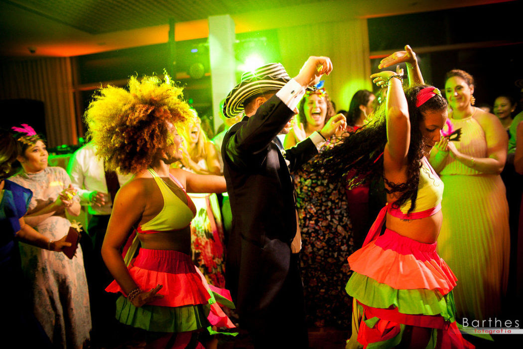 Bailes típicos
