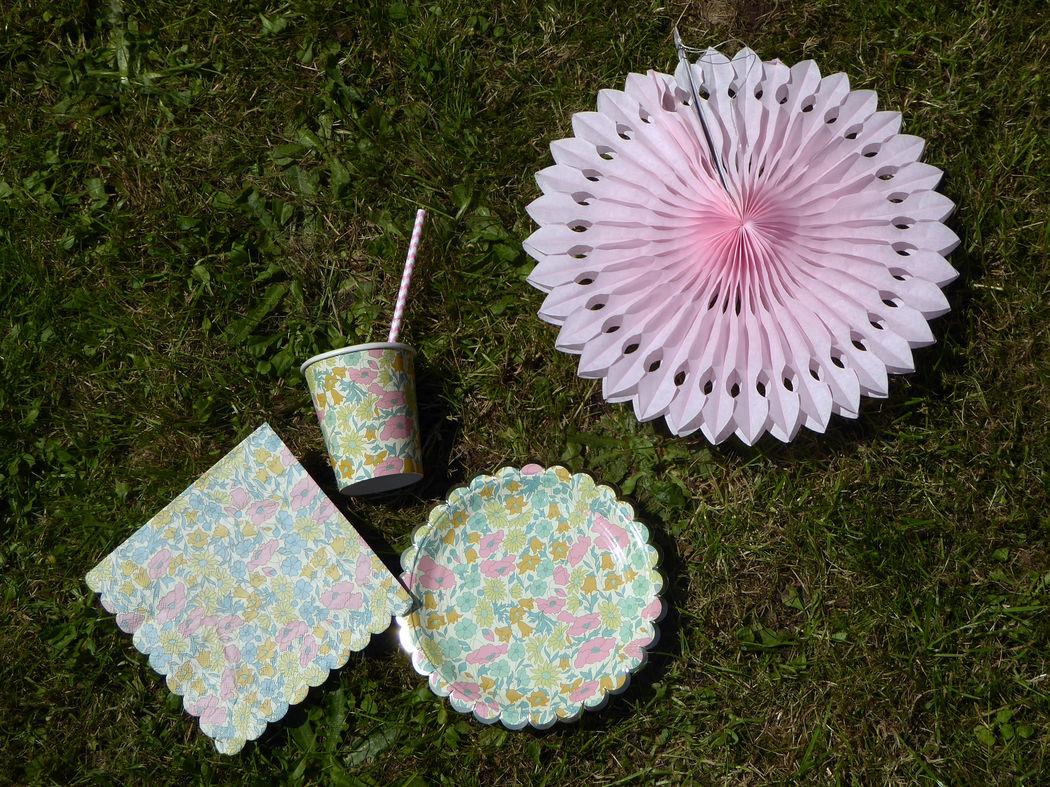 Pirouettes et Confettis