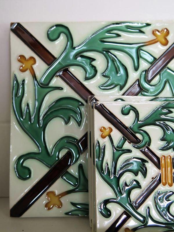 Cerâmicas na Linha
