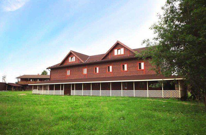 Эко-Ферма на Новой Риге