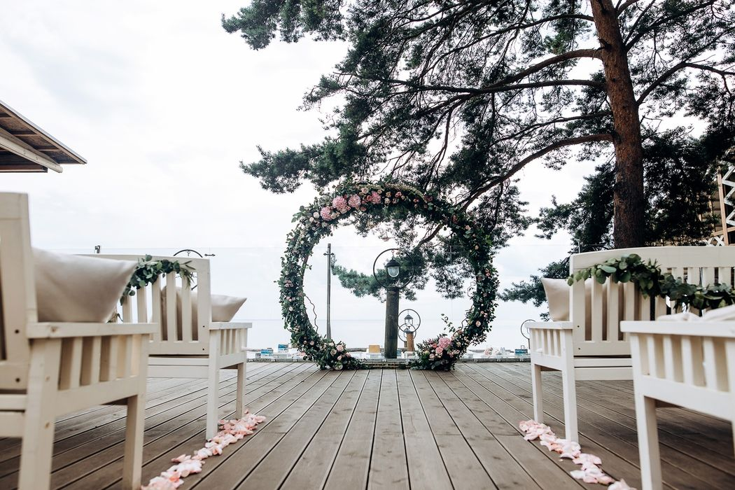Свадебный флорист - декоратор Илона Верис