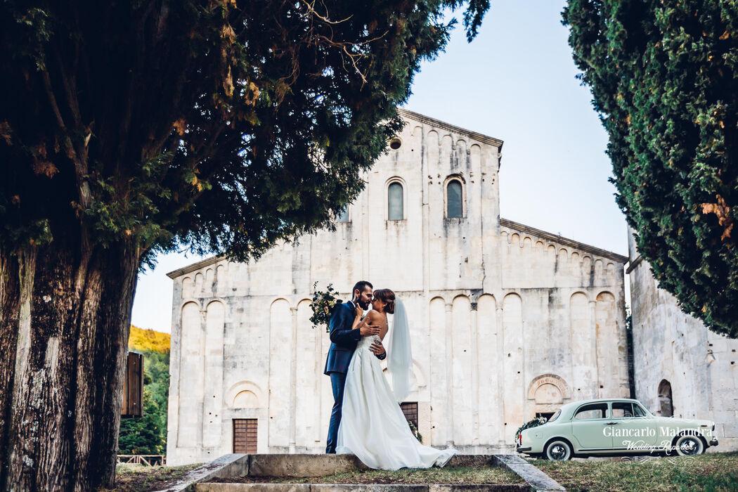 Giancarlo Malandra Wedding Reporter