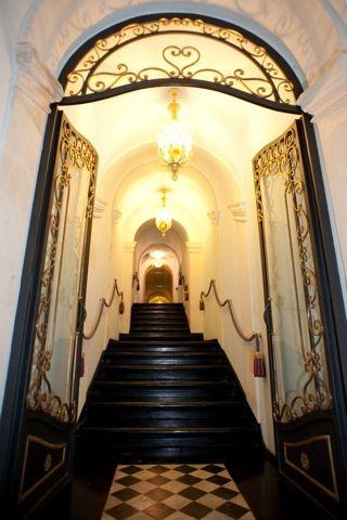 Antica Badia Relais Hotel Ingresso Scala '800 Corso Italia, 115