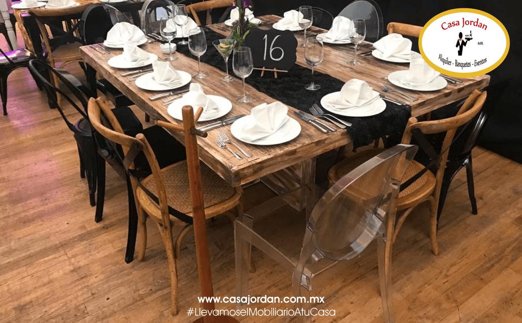 Casa Jordan Alquiler - Banquetes & Eventos