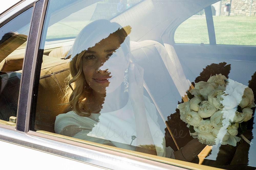 wedding house bride