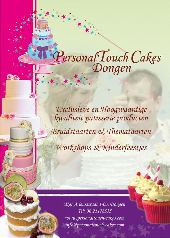 PersonalTouch Cakes