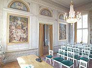 Beispiel: Hochzeitszimmer, Foto: Schloss Wildenfels.