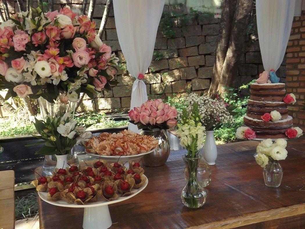 wpontes buffet e  eventos ltda