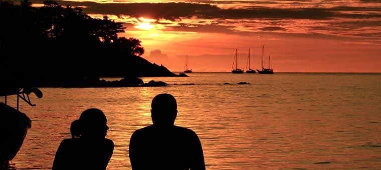Beispiel: Romantische Plätze, Foto: Shanti Travel.