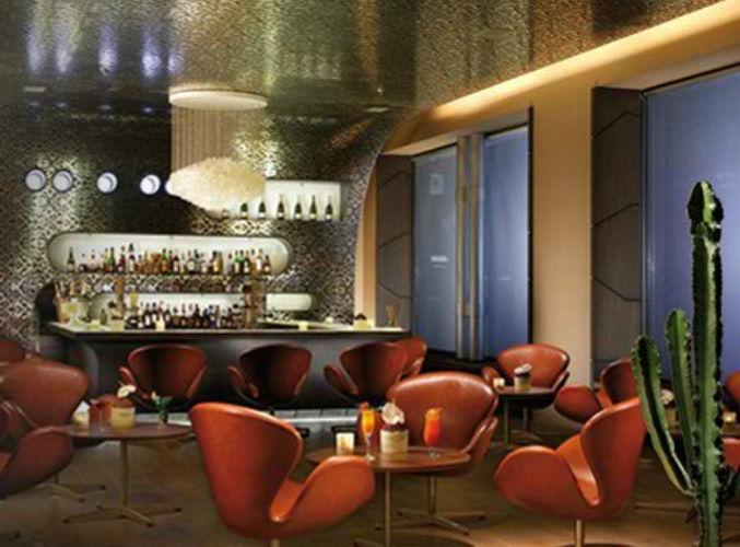 Beispiel: Europa Bar, Foto: Grand Hotel Europa Innsbruck.