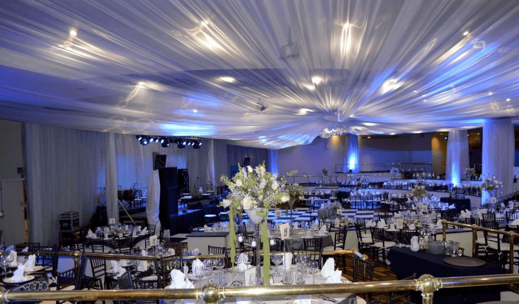 Mazeh Salones de Eventos