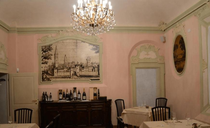 Ristorante Il Giardino - Villa Guidotti