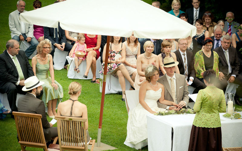 Beispiel: Fotos von der Trauzeremonie, Foto: Berlin Weddings Hochzeitsfotografie.