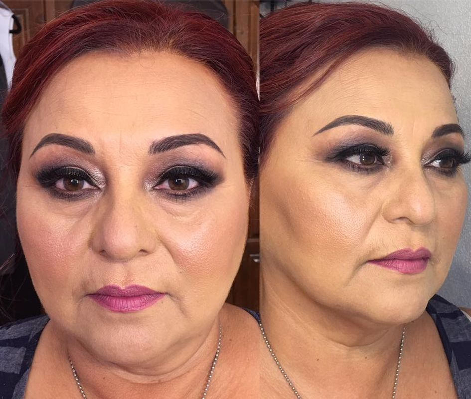 Olivia Alatorre Make up and hairstyle