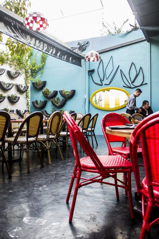 Restaurante La i Latina