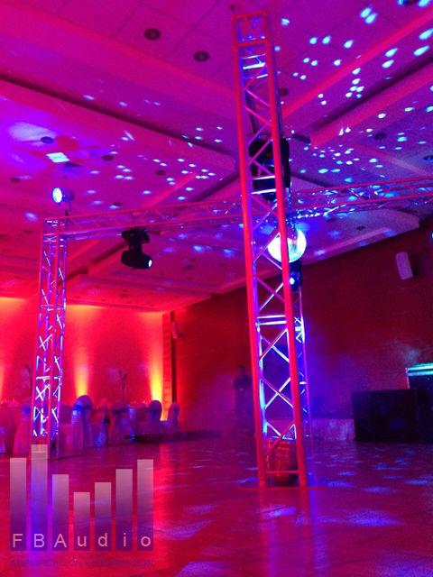Estructura Truss - Iluminación Premium