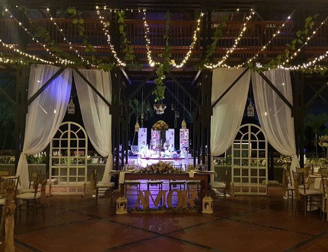 Santaleja Centro de Eventos