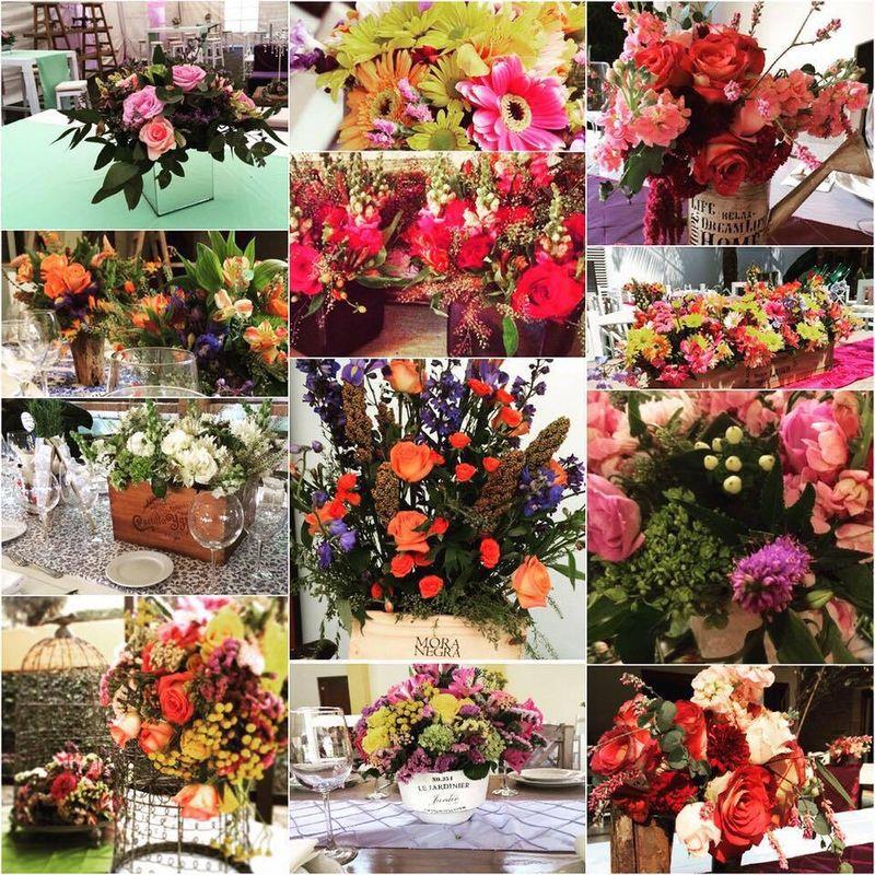 Tenemos un área especializada en diseño floral!