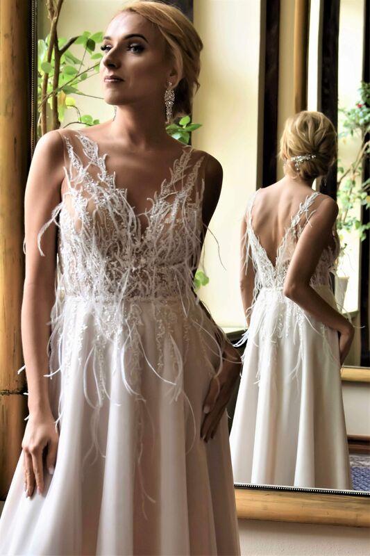 KOLEKCJA - Moda Ślubna
