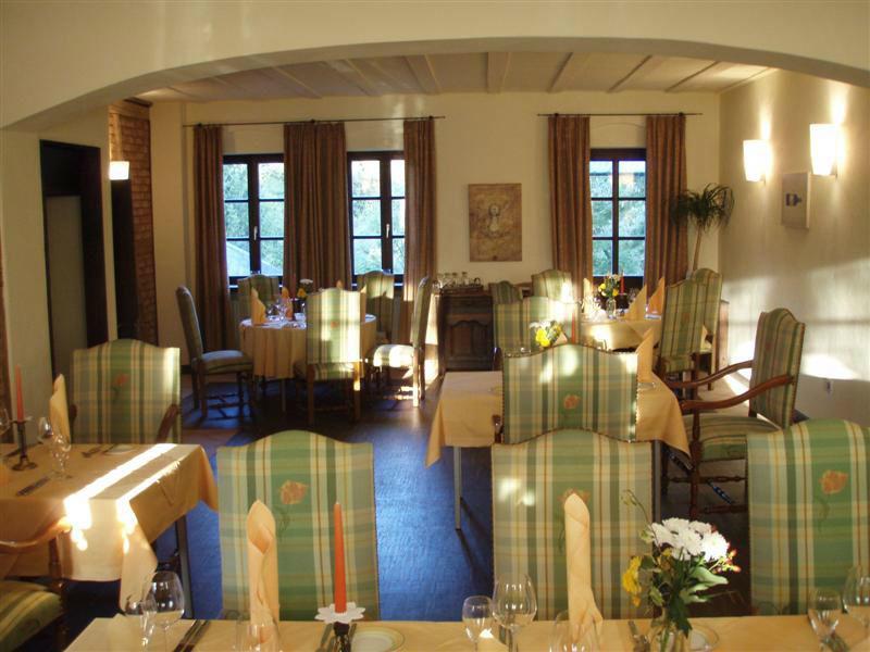 Beispiel: Eindruck von den Räumlichkeiten, Foto: Landhaus Diedert.