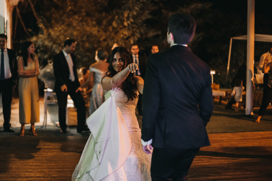 Twin Box Wedding