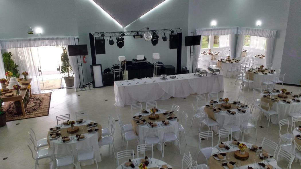 Wacheski espaço para eventos