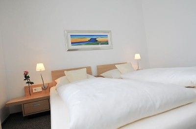 Beispiel: Zimmer, Foto: AKZENT Hotel Körner Hof.