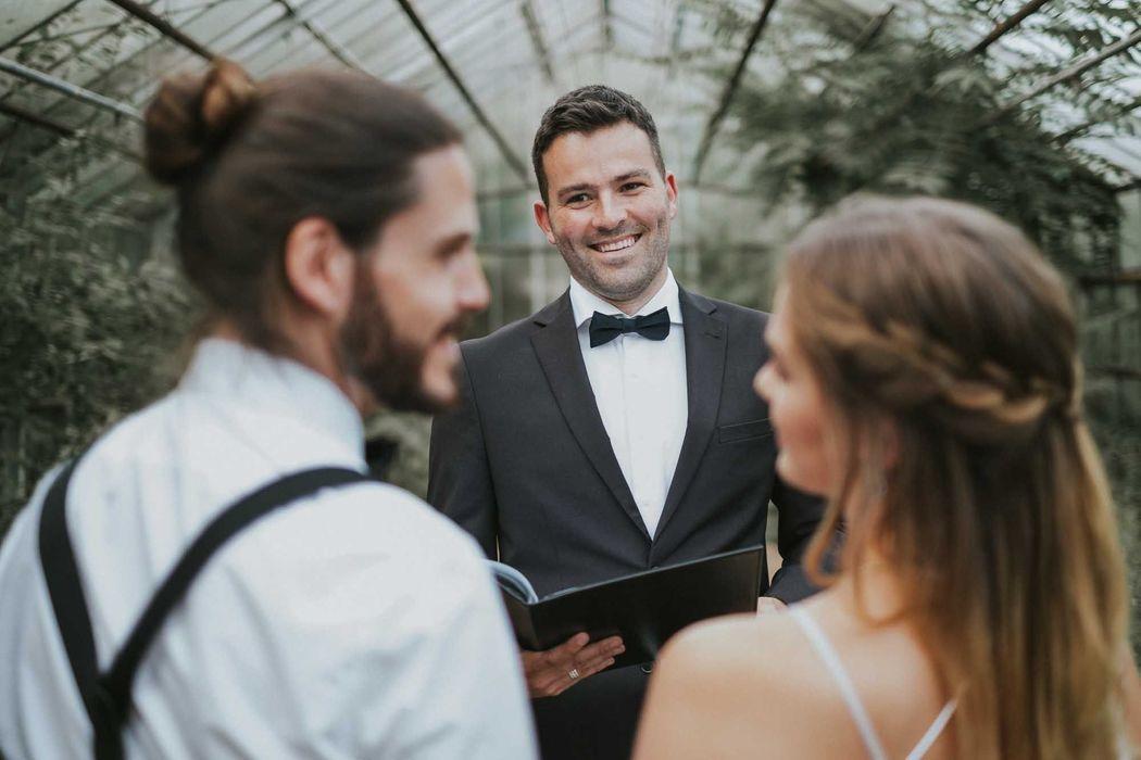 martinredet - Der Redner für Eure Freie Trauung