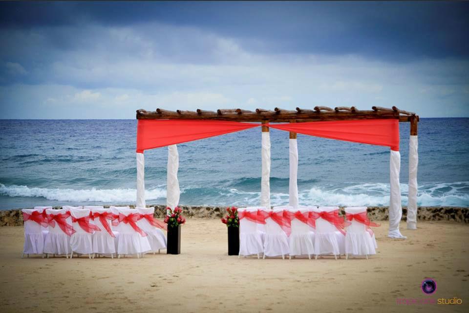 Hotel Grand Bahia Principe Tulum para que celebres tu boda