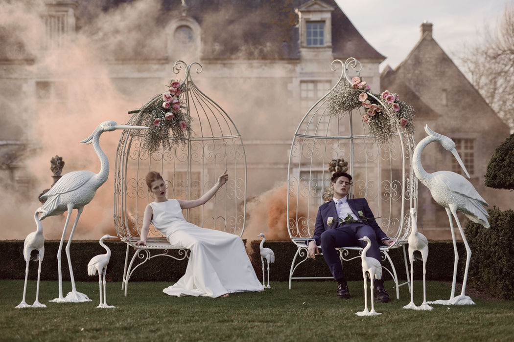 French Antique Wedding - Loveuse