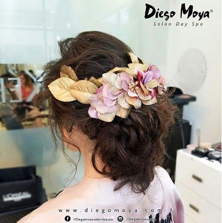 Diego Moya - Salón Day Spa