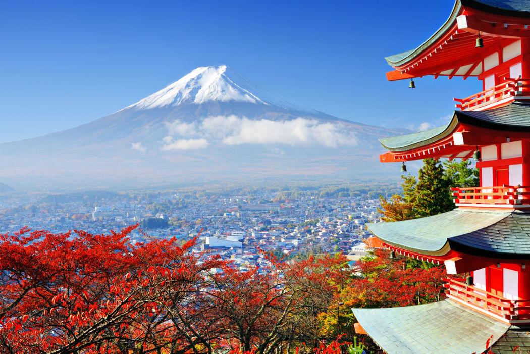 Japón: destino con encanto y el destino estrella de Australasia VIAJES en el 2014.