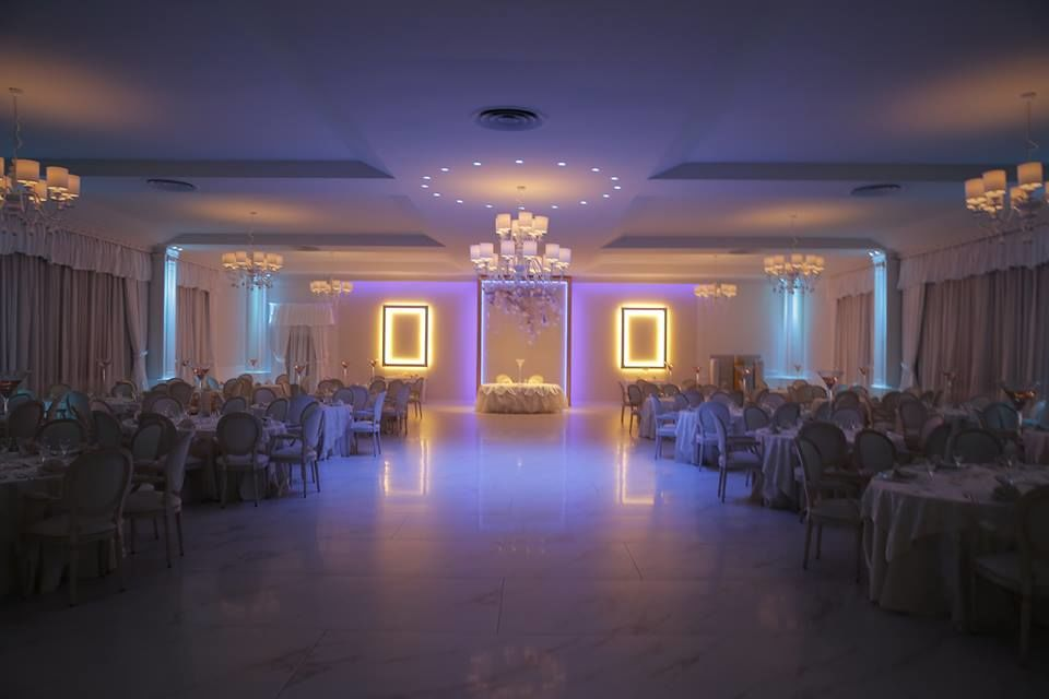 Hotel degli Ulivi / Sala Ermica