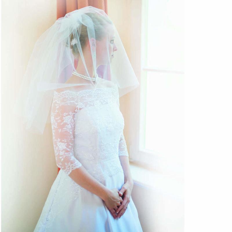 Etwas Blaues - Brautmoden Maßatelier