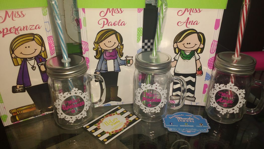 Jars personalizados