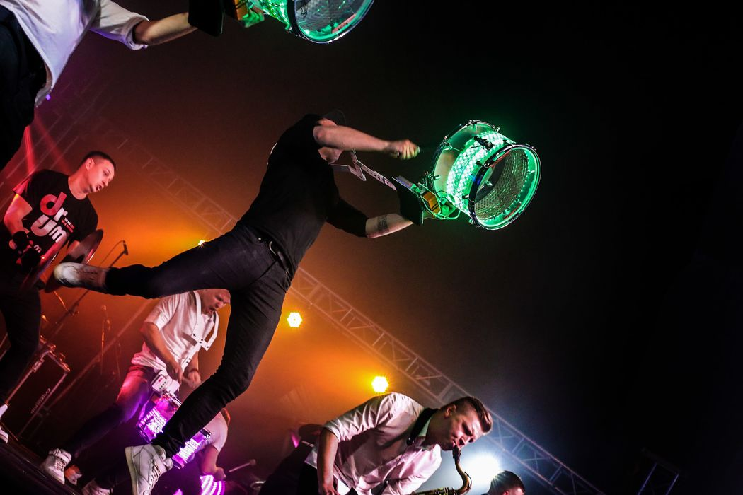 Барабанное шоу DRUM TIME