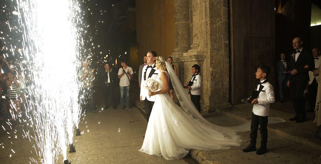 Sandra Madarriaga Wedding Planner & Events