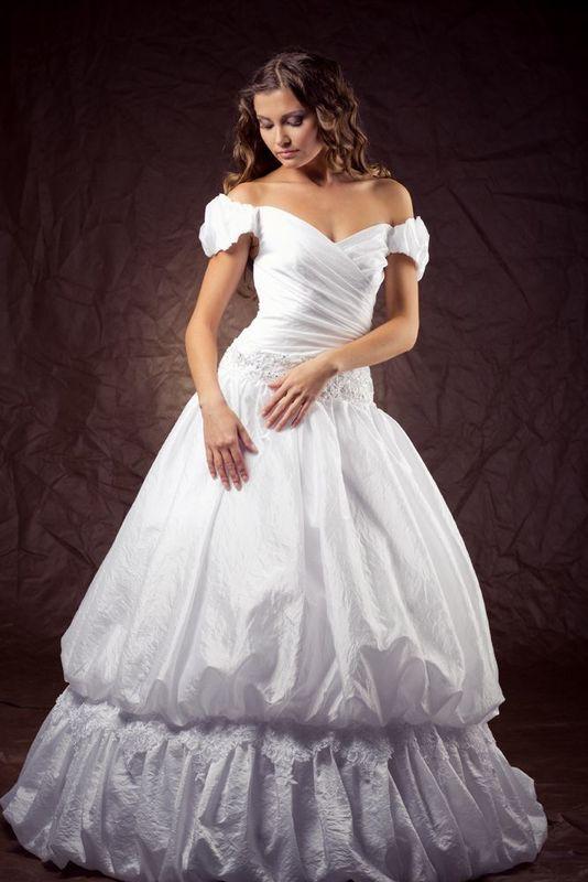 Robe de mariée couture CHARLOTTE