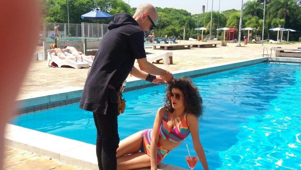 Sérgio de Souza - Hair Stylist