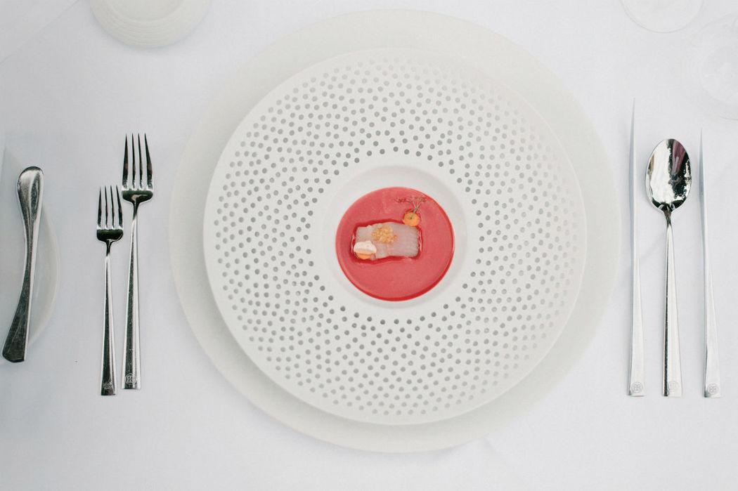 Beispiel: Gehobene Gastronomie,Foto: Ladies & Lord.