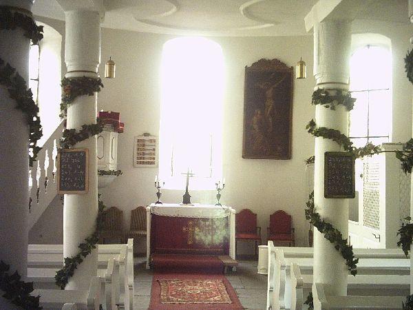 Beispiel: Kapelle, Foto: Schloss Heinsheim.
