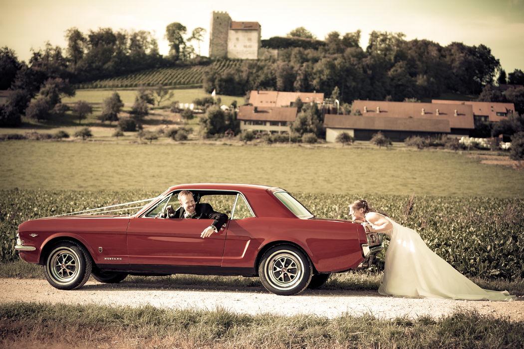 unvergleichliche Hochzeitsfotos