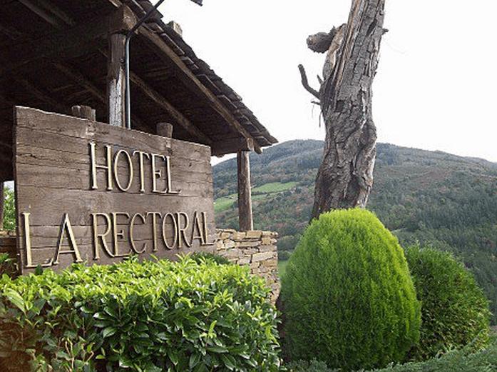 Hotel La Rectoral de Taramundi.