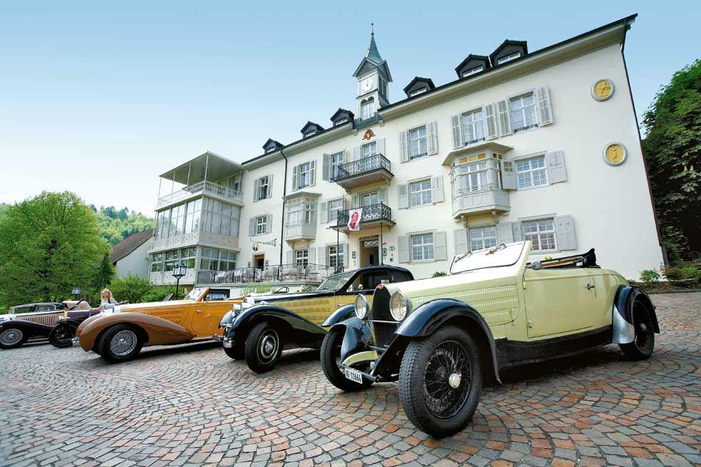 Beispiel: Feiern Sie Ihre besondere Hochzeit, Foto: Bad Schauenburg.