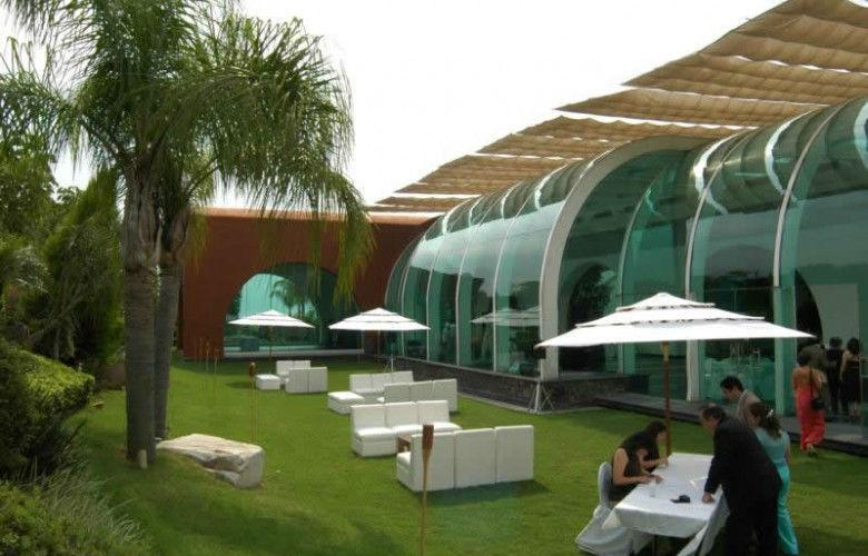 Gallaecia bodas for Alamo playhouse salon jardin