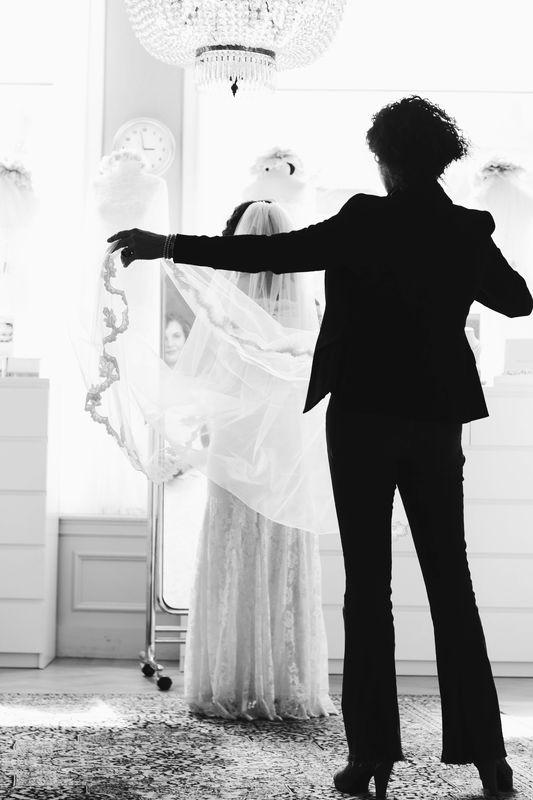 Bruidsmode van Os