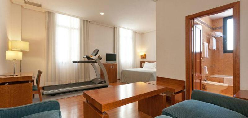 Hotel Tryp Madrid Atocha
