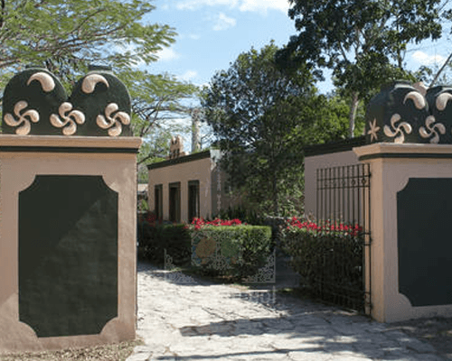 Hotel Hacienda San Francisco Tzacalha
