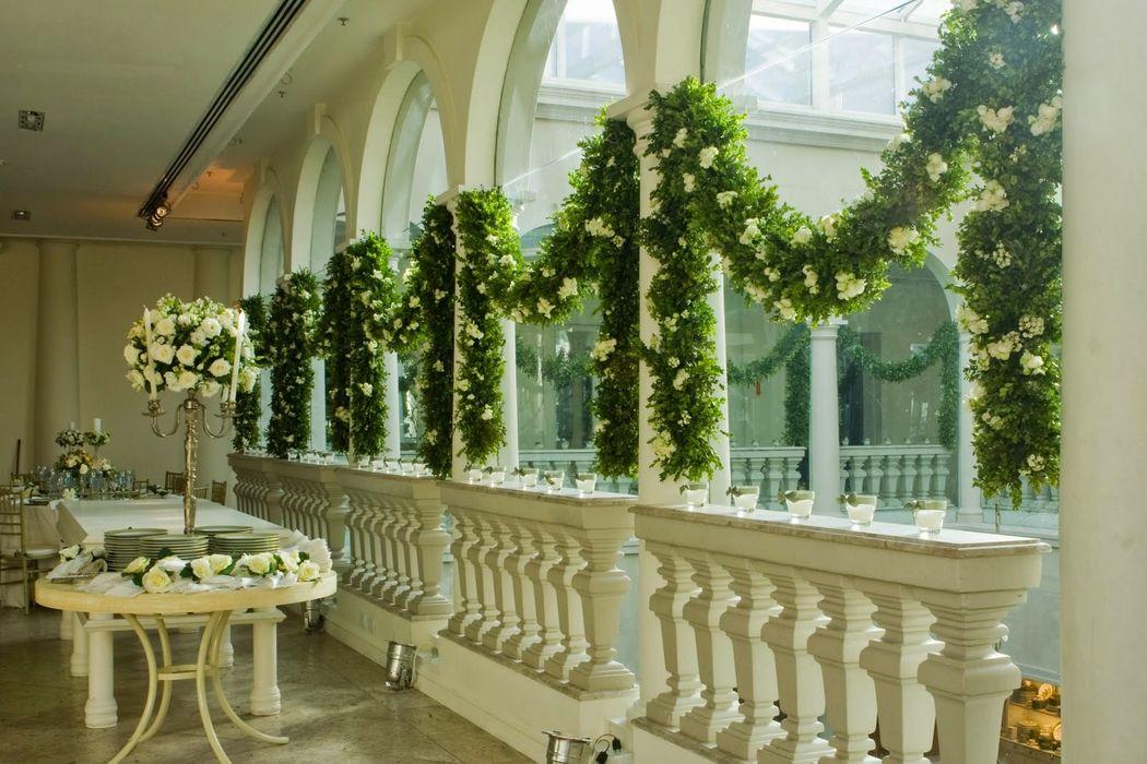 Cecilia Fischer - Wedding planner y Diseño floral