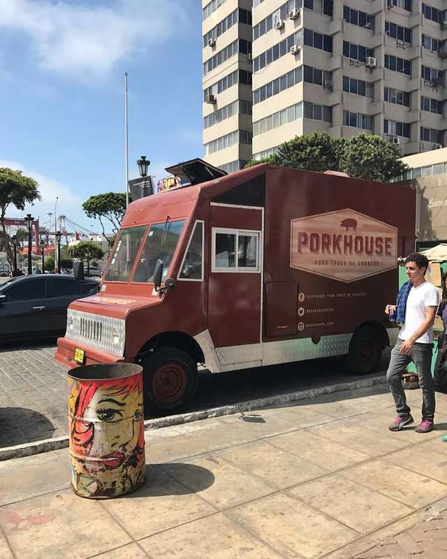 Porkhouse Food Truck